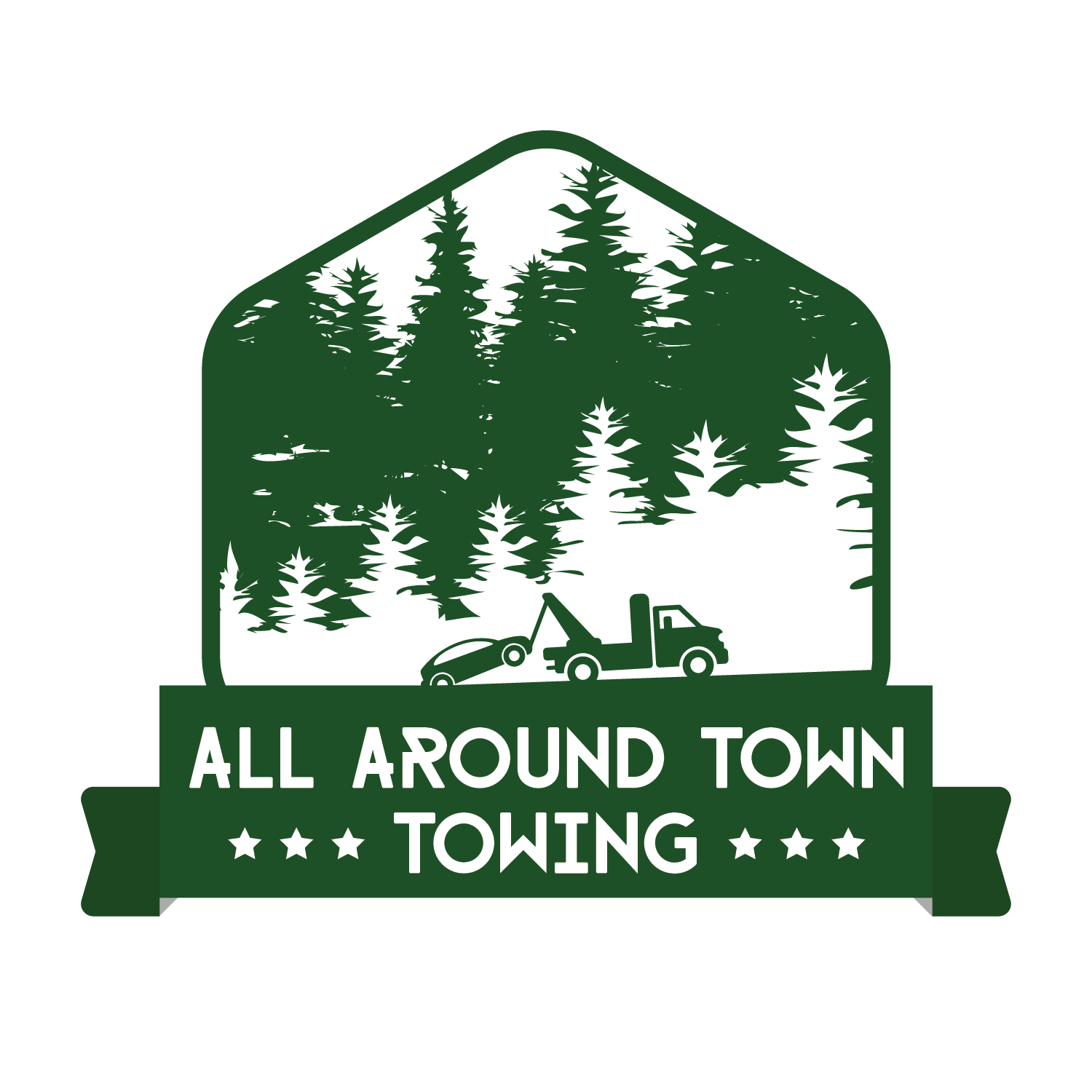 All Around Town Towing